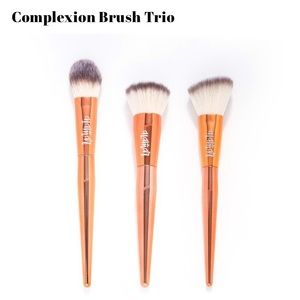 Alamar Cosmetics Complexion Brush Trio